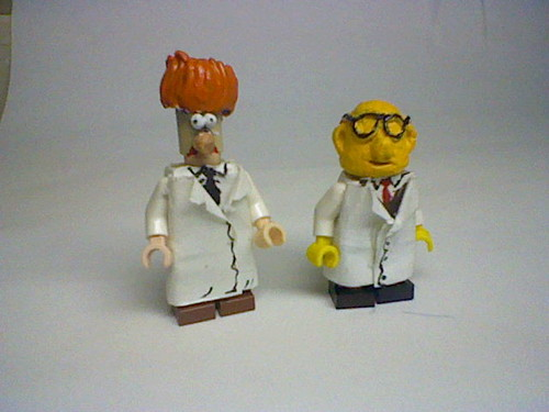 Beaker & Honeydew