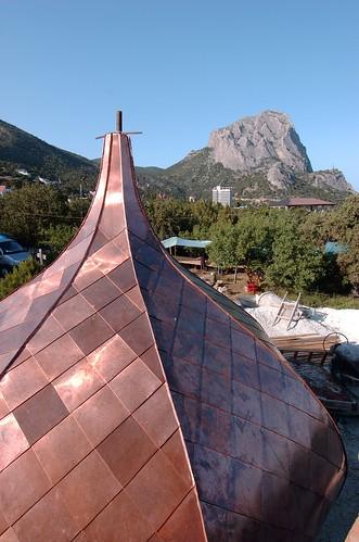 Будущий купол