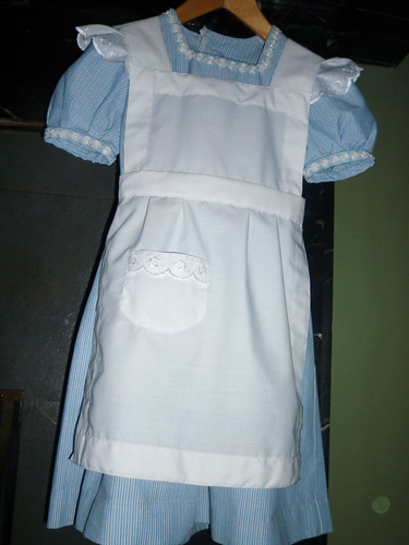 Alice pinny apron