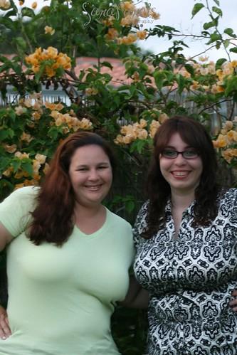 Sara & Anna in Miami