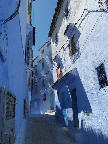 Medina, alley