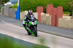 12 Ryan Farquhar - Superbike TT Race 05/06/2010