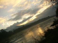 The Storm (J.Lago) Tags: storm portugal rio river border galicia tormenta mio