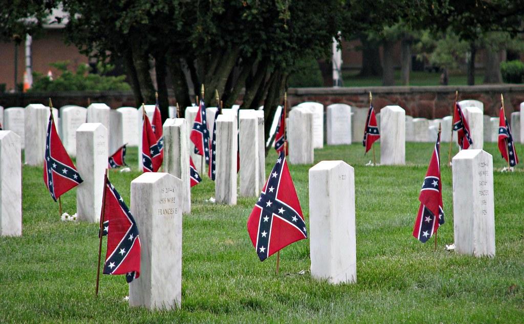Confederate Graves -- 1