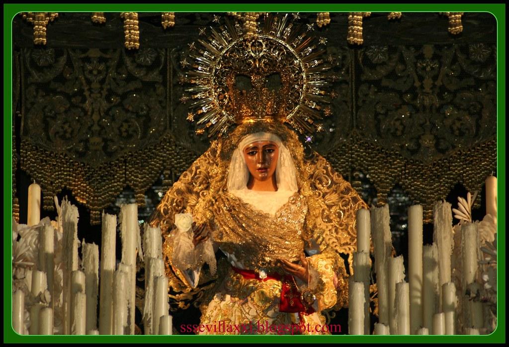 Nuestra Señora de la Esperanza de Triana, 1-VI-2009
