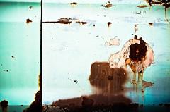Rusted (RLHyde) Tags: door blue metal truck nikon rust sb600 rusted 365 patina lightroom oxide oxidization nikond40