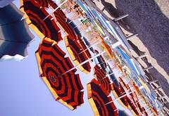 dal lettino (POITA1003) Tags: mare estate colori ombrelloni originale spiaggia sicilia atestaingiù