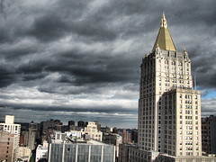 New York Life Tower as seen from Happy Cog
