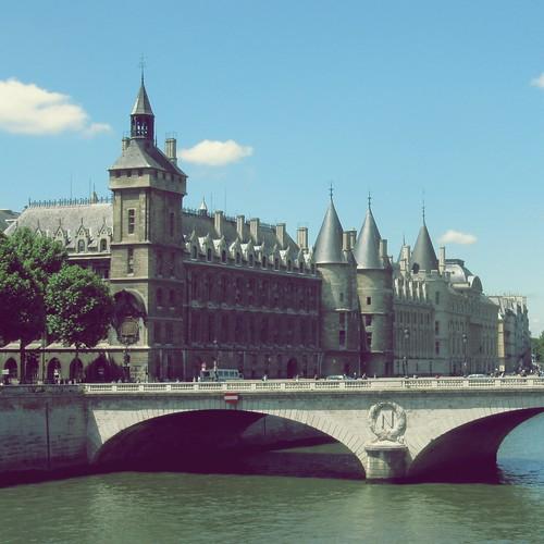 vistas al Sena