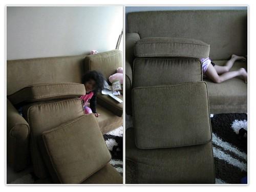 fun with sofa