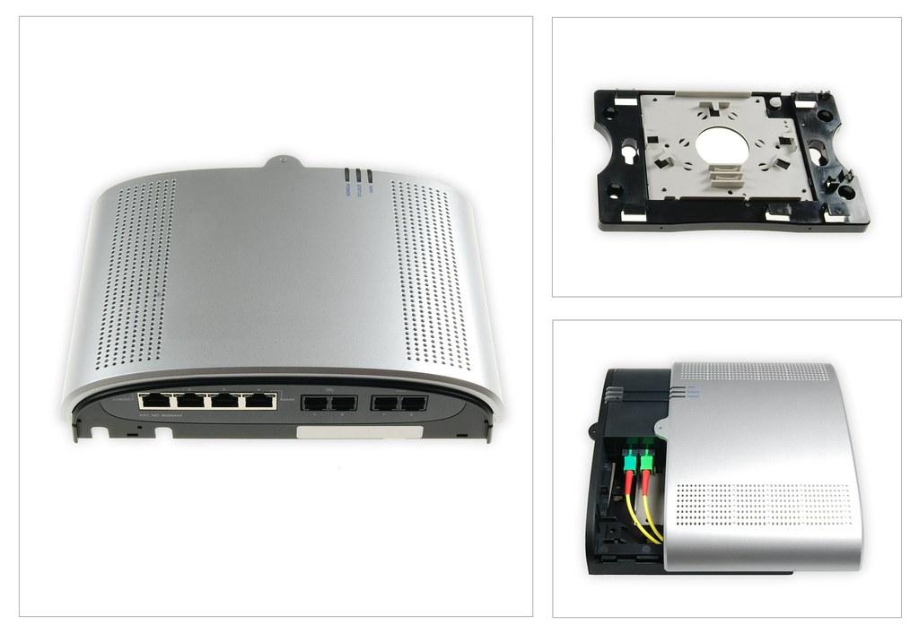tde - Residential Gateway für TV, Internet und Telefonie via Ethernet