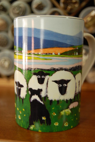 New sheepy mugs!
