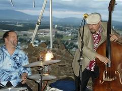 Jammin' with Rick Westrick and Brian Flick (Spokane Public Radio) Tags: public radio stars evening spokane under publicradio eus ksfc kpbx
