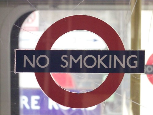 Smoking Ban - London