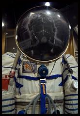 cosmonautwithreflection - by lebovox