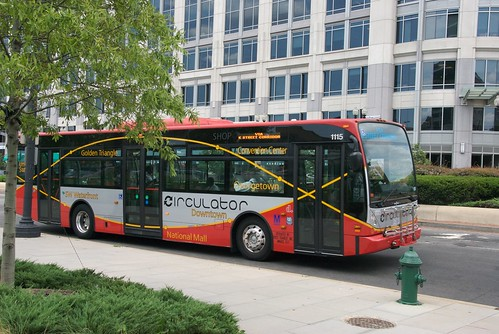 Circulator! What a fun bus name.