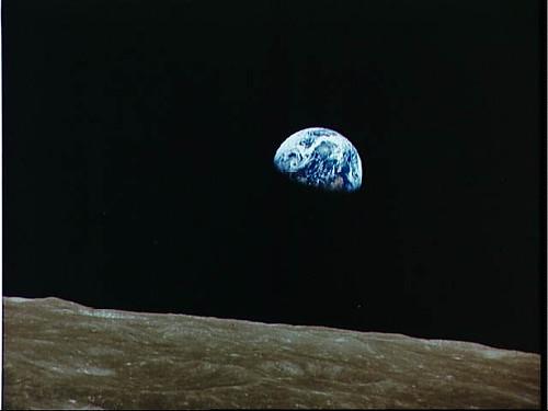 Apollo 8 Earthrise