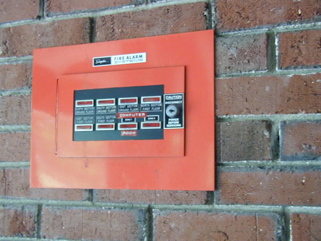 Simplex Fire Alarm Panels Simplex Fire Installs
