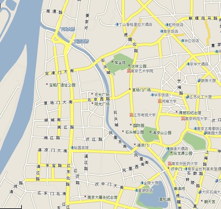 965385069 6ce28f3fe1 o 走走看看(三)    南京秦淮河西,鬼脸城