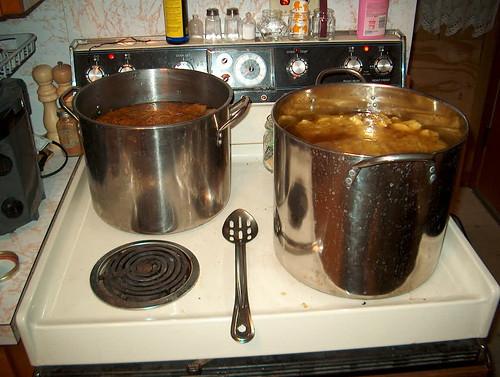 wool soup!