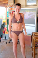 Catherine, Retro Bikini