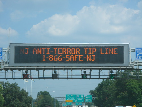 NJ Anti-Terror Tip Line