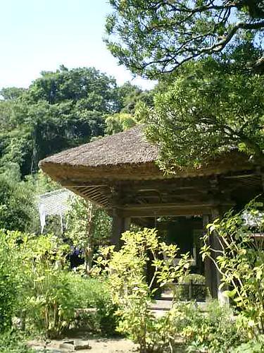 04)鎌倉市山ノ内「円応寺」鐘楼