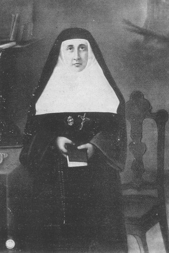 Selige Mutter Maria Rafols