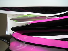 Vortex Light Sculpture by Zaha Hadid (atharabidi) Tags: light sculpture vortex architecture architect zaha hadid zahahadid