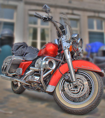Harley Davidson - by ** Maurice **