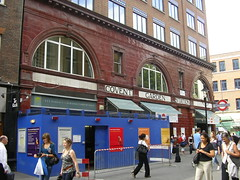 Picture of Covent Garden Station