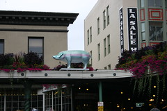 Another pig (KatRat2526) Tags: seattle pig publicmarket