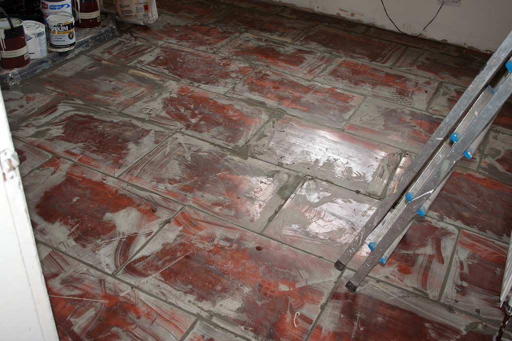 Grouting Disaster