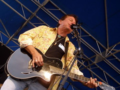 JOE ELY at 2007 Thirsty Ear Festival with The Flatlanders