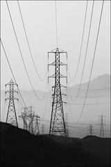 Electron Transport (Enlightened Fellow) Tags: california white mountain black tower hill powerlines apex pirate electricity mtbaldy electrontransport mostinterestingphotoever