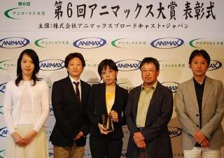 070910 –  『2007年第6回ANIMAX動畫大獎:亞洲動漫創意競賽』得獎名單正式揭曉