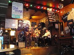 Performing at B.L.U.E.S.