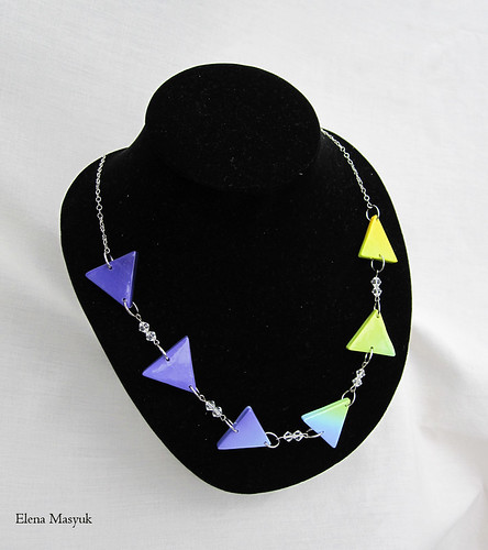 Rainbow triangles - 3