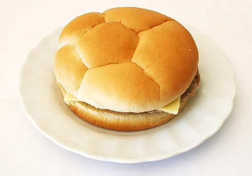 03 - Burger ausgepackt