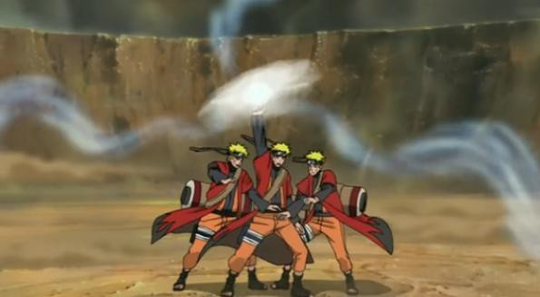 We'll have to wait for Naruto Shippuden 164 to see what happens next. Cool