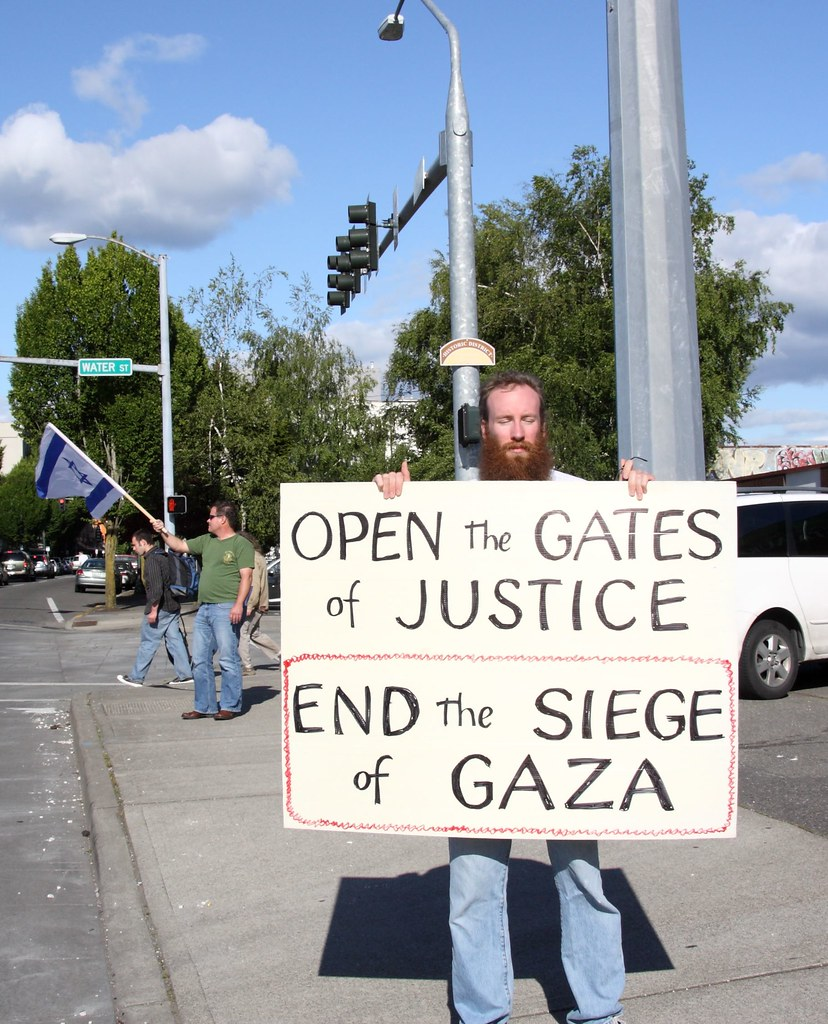 Open the Gates of Justice | End the Siege of Gaza