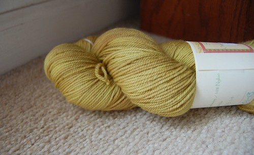 Spirit Trail Fiberworks, Frija sock yarn