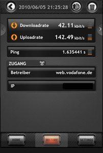 SpeedCheck: Vodafone-Netz in Olfen