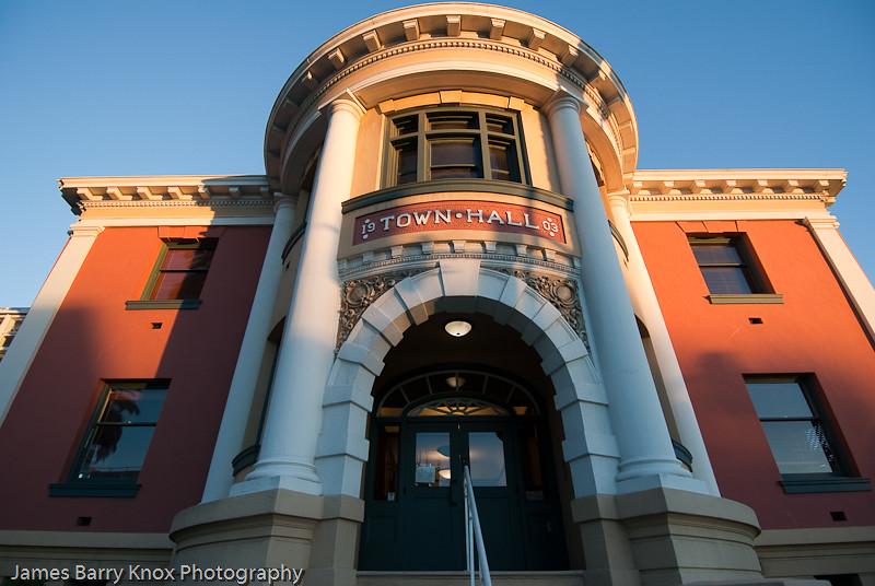 Emeryville Town Hall