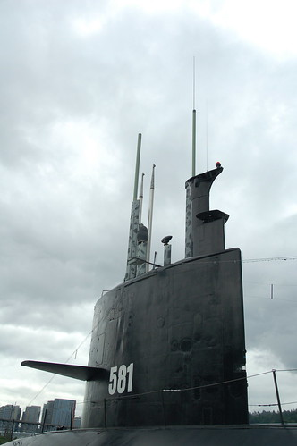 submarine top