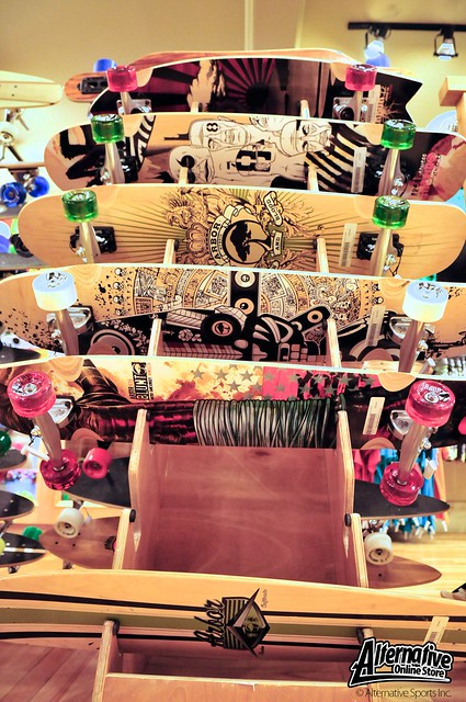 Arbor Longboards by Alternative113