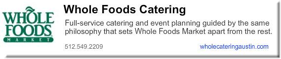 whole foods catering