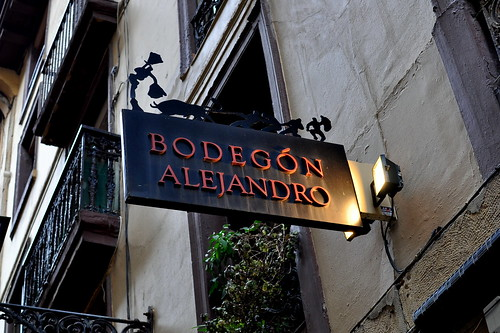 Bodegón Alejandro - San Sebastian