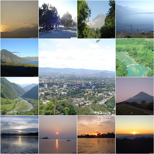paisajes de guatemala. Paisajes de Guatemala