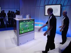 E3 2006 Nintendo Wii tennis demo
